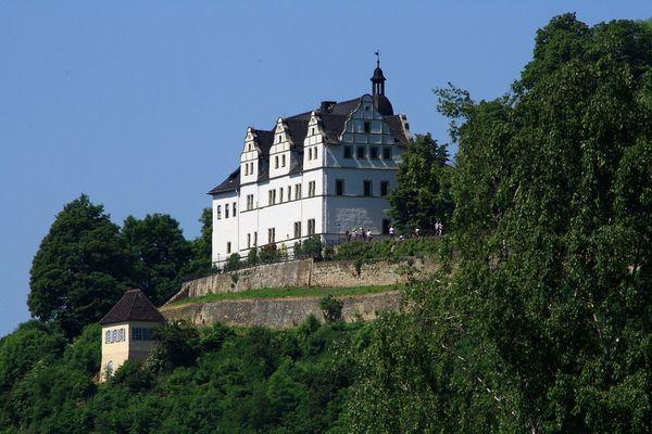 Dornburger Schlösser - Renaissance-Schloss - Dornburg (Saale)