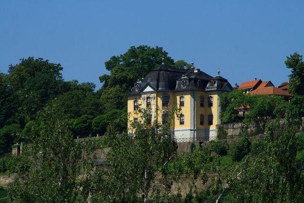 Dornburger Schlösser - Rokoko-Schloss - Dornburg (Saale)