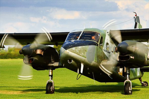 Dornier Do-28 D Skyservant