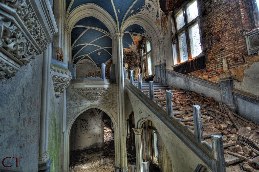 Dornröschen Schloss 1