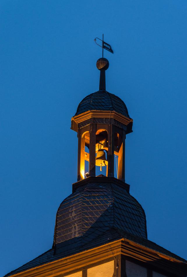 Dort, wo die Glocken hängen...