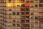 Dort wo katalanische Patrioten wohnen