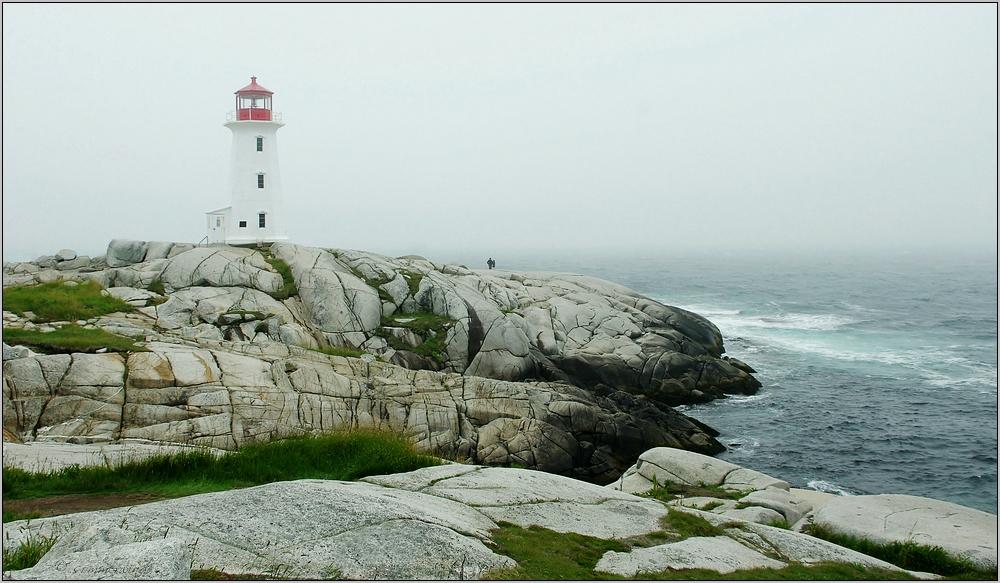 Dort wo sich der Fels mit dem Meer verabredet hat