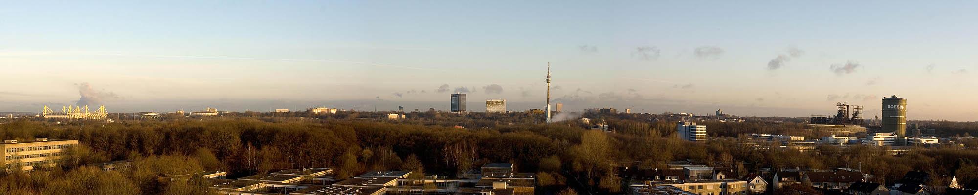 Dortmund aus Richtung Hacheney