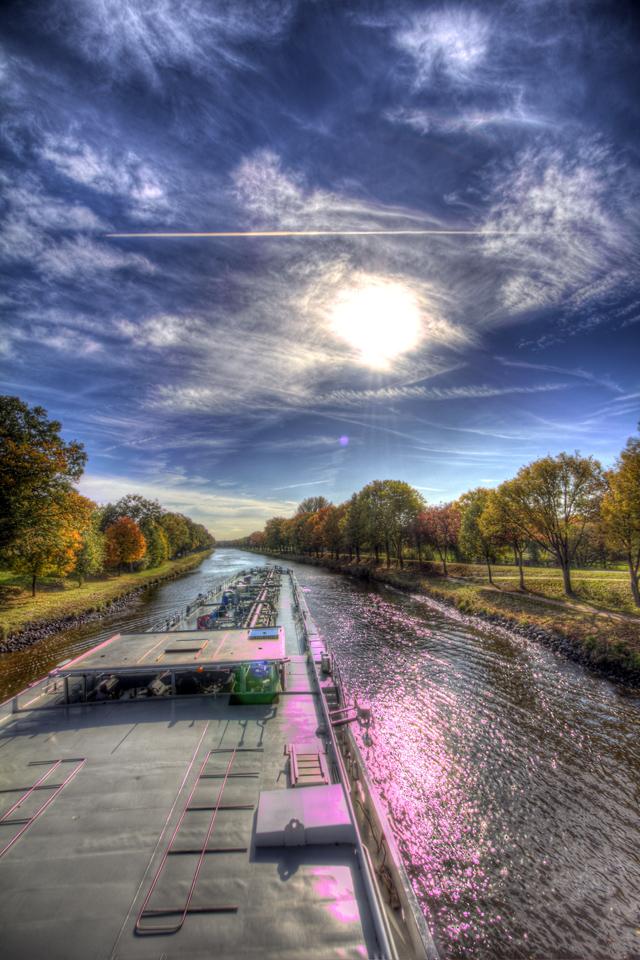 Dortmund-Ems-Kanal bei Lingen