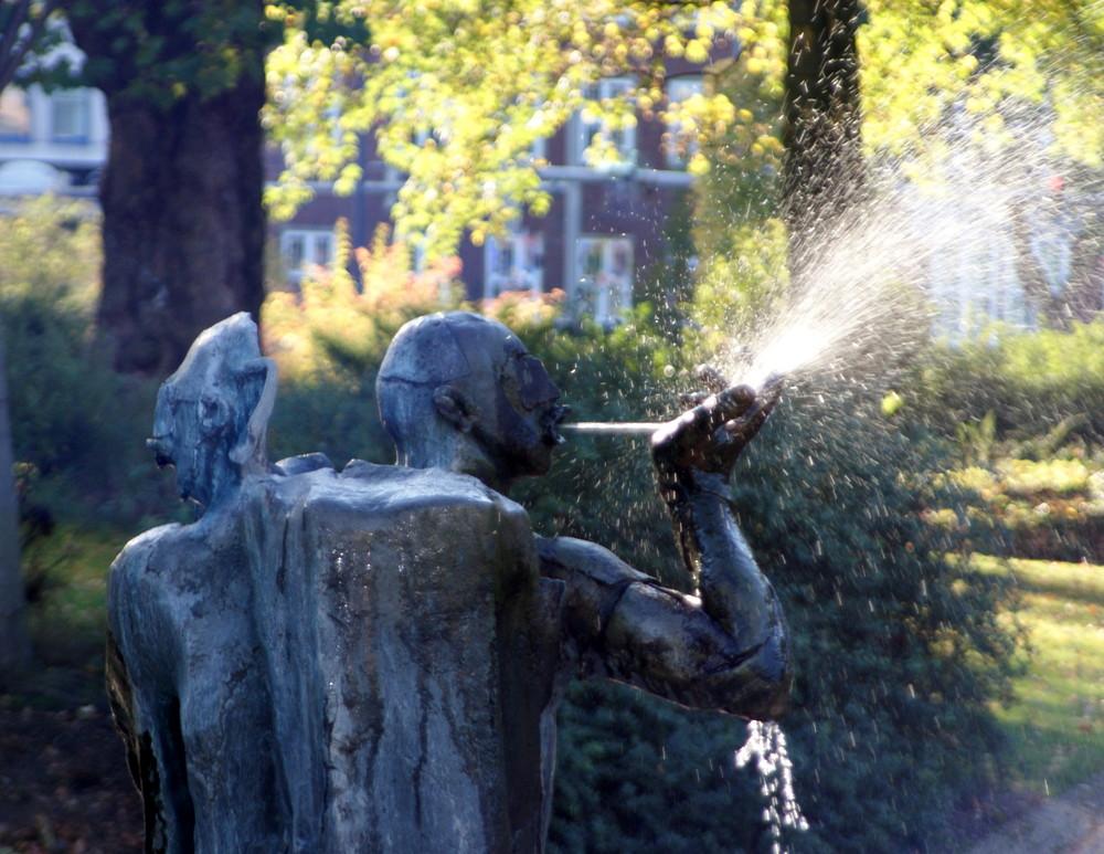 Dortmund, Gauklerbrunnen