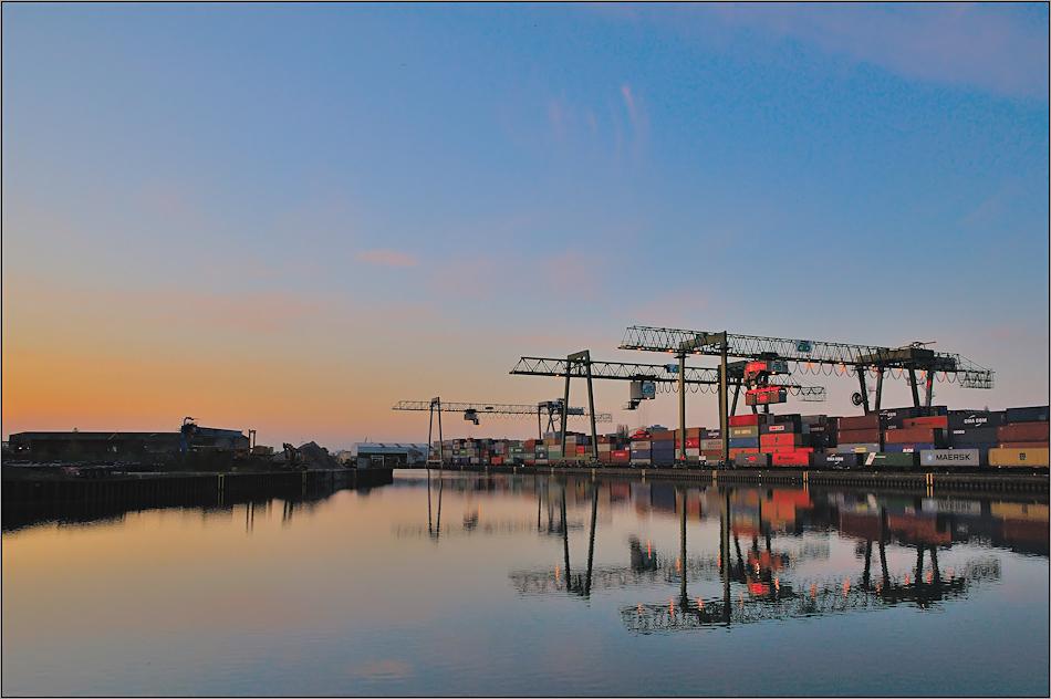 Dortmund - Hafen