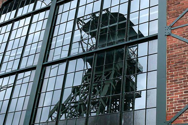 Dortmund, Industriemuseum, Zeche Zollern