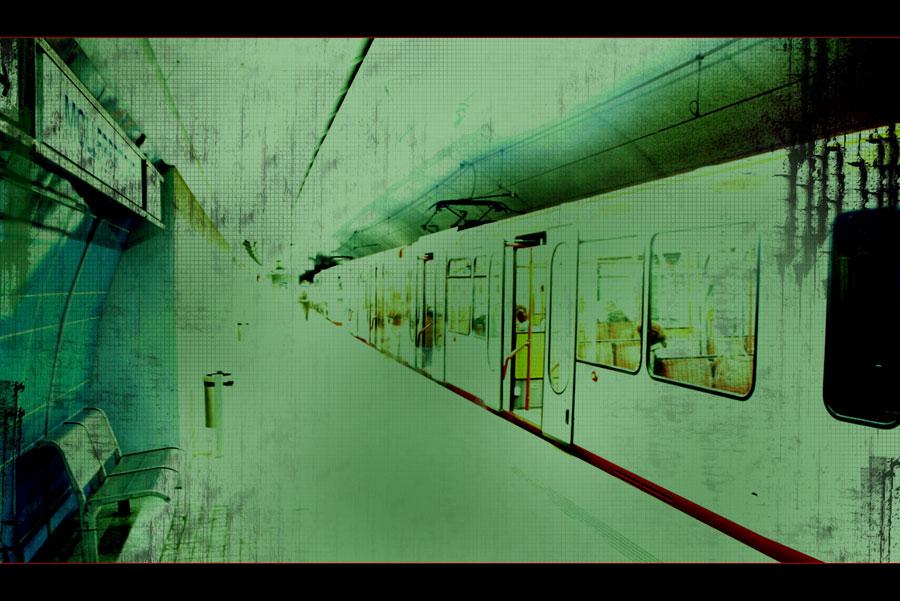Dortmund Subway
