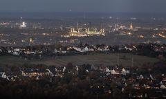 Dortmund von oben...