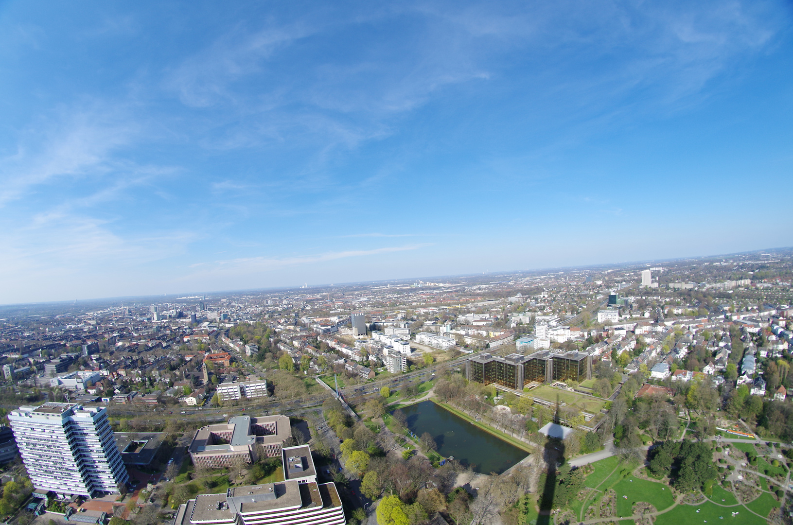 Dortmund von oben I