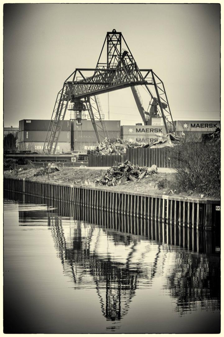 Dortmunder Hafen