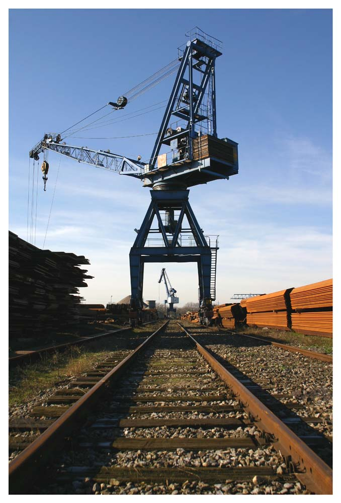 Dortmunder Hafen -Impressionen-
