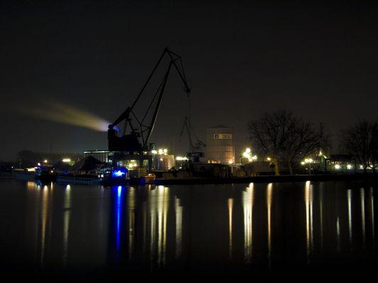Dortmunder Industriehafen