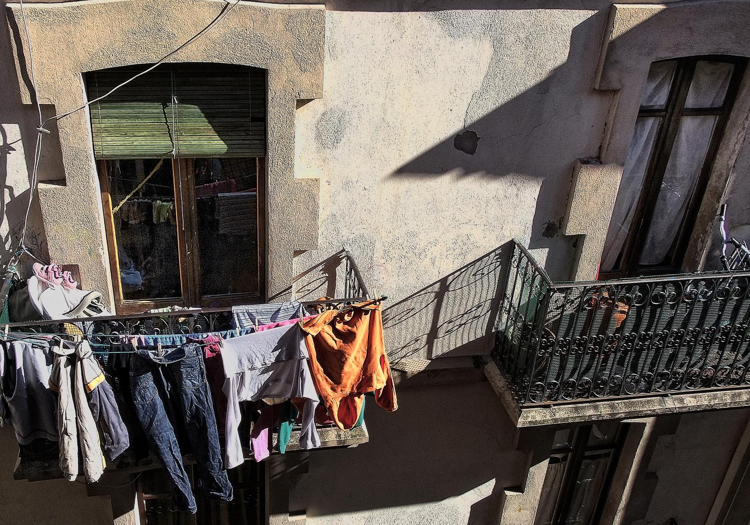 Dos balcones