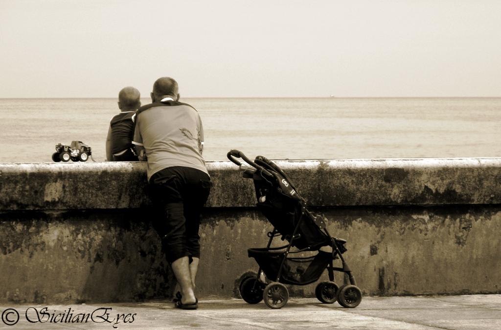 Dos generaciones, un destino