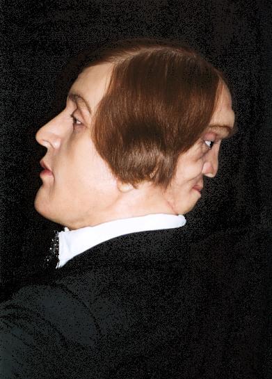 double-face-man