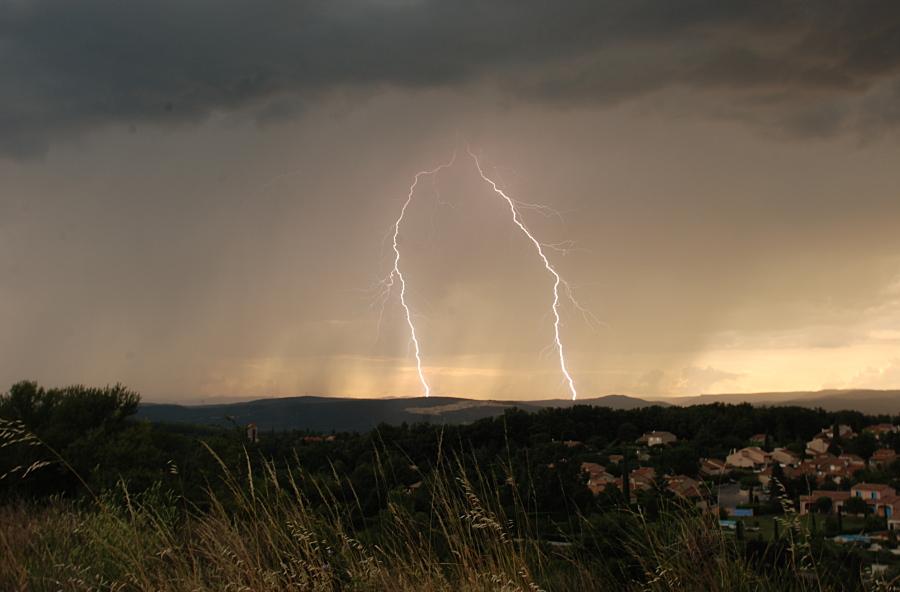 double impact sur les Monts d'Ardèche