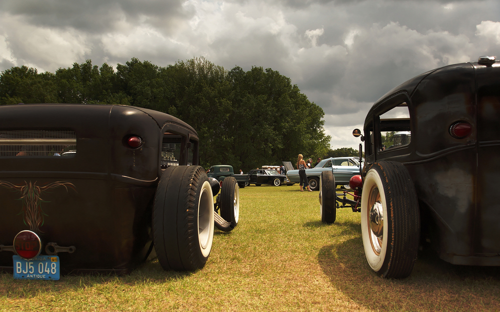 Double Pack - Billetproof Florida 2013