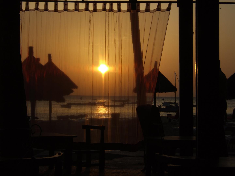 Douceur du soir au Sénégal