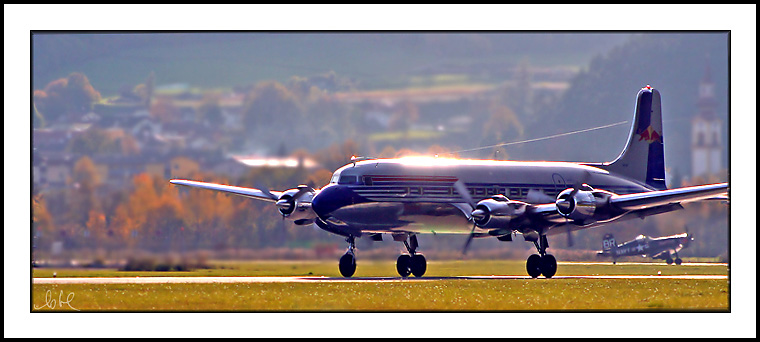 """""""Douglas DC-6B"""""""