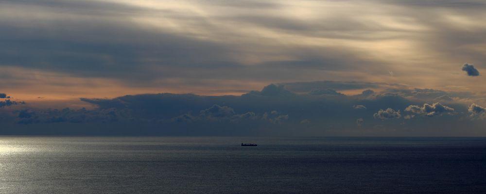 Dove finisce il mare