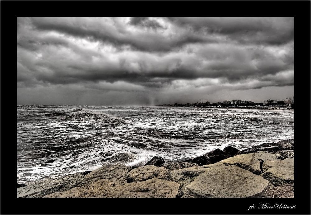 dove il cielo incontra il mare