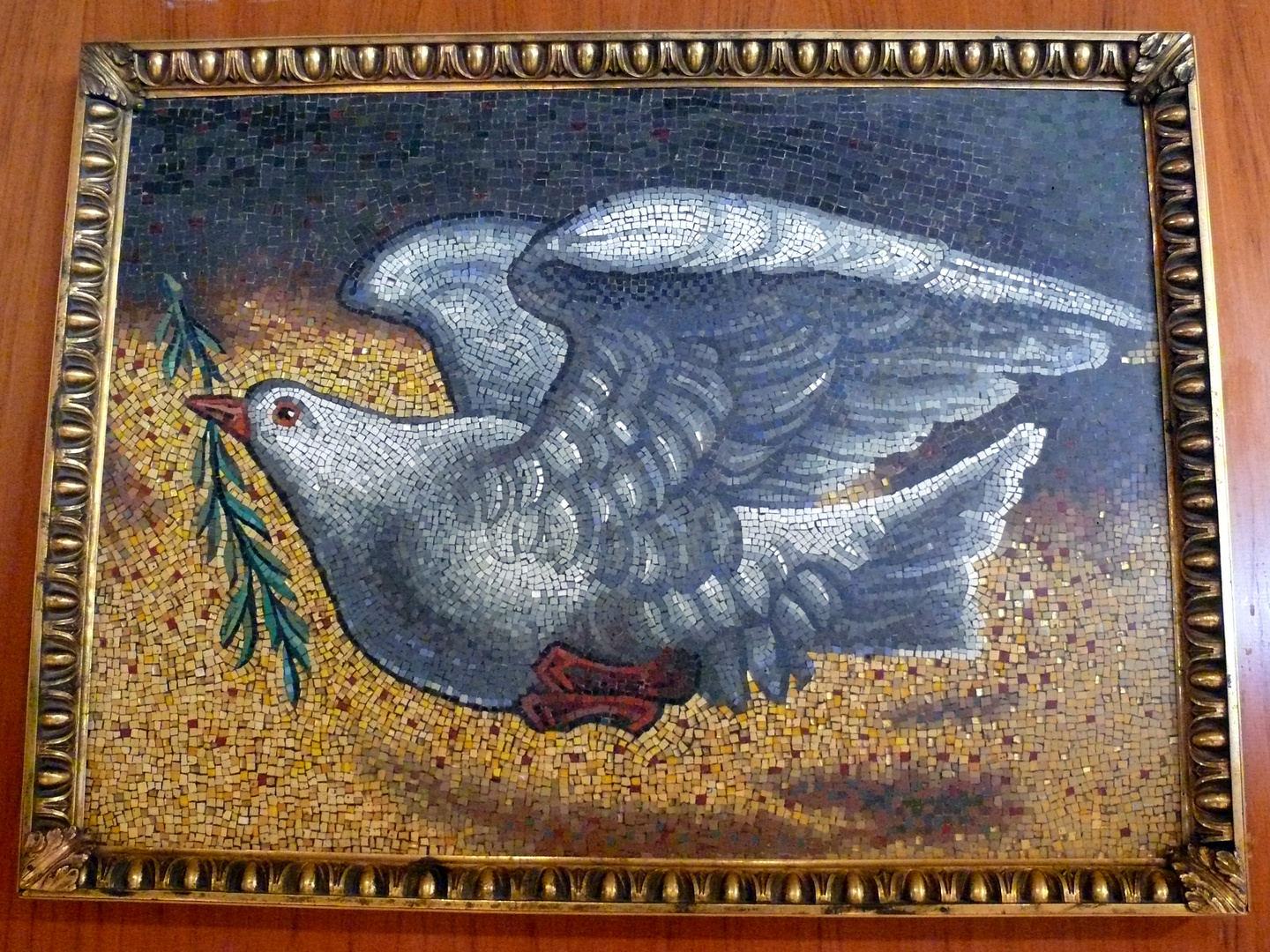 Dove of Peace - United Nations