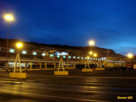 Dover by Night