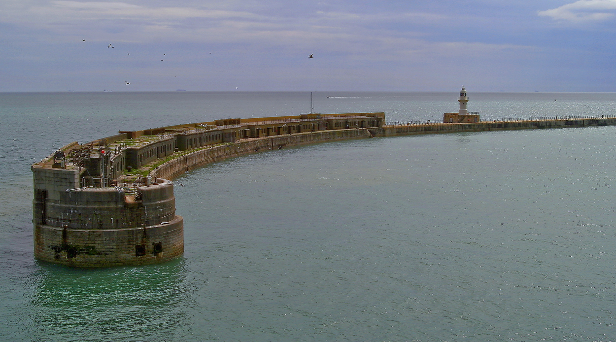 Dover - England - die Westmohle