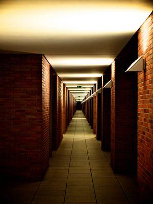 Down the Corridor