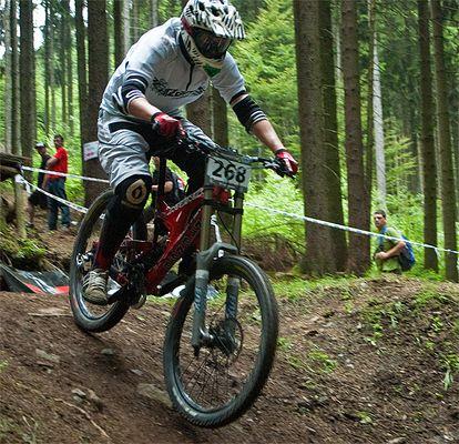 Downhill - Fahrer 268