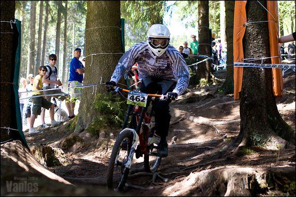 Downhill - Fahrer 462