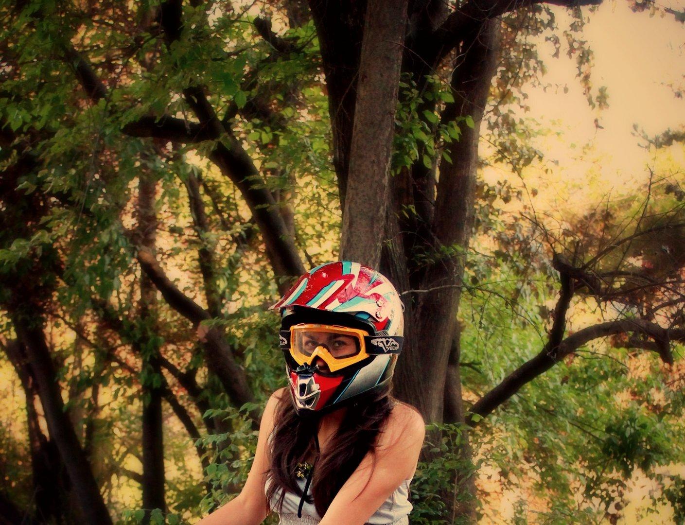 Downhill femenino.