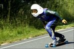 downhill skateboard worldcup thalgau 1