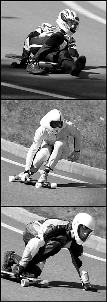 downhill skateboard worldcup thalgau 2