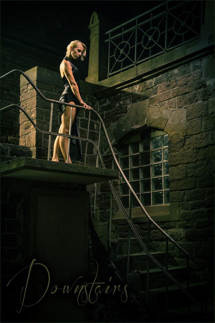 Downstairs - Libertine