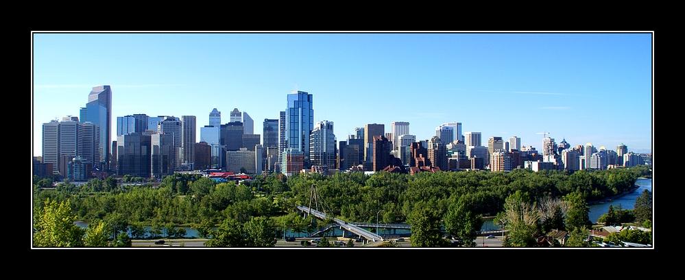 ~Downtown Calgary~