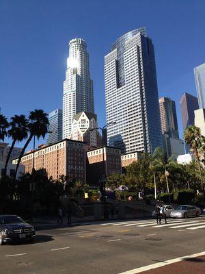 Downtown L. A
