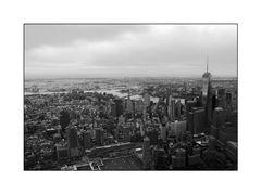 Downtown NY City