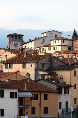 downtown Tuscany