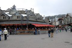 Downtown Whistler