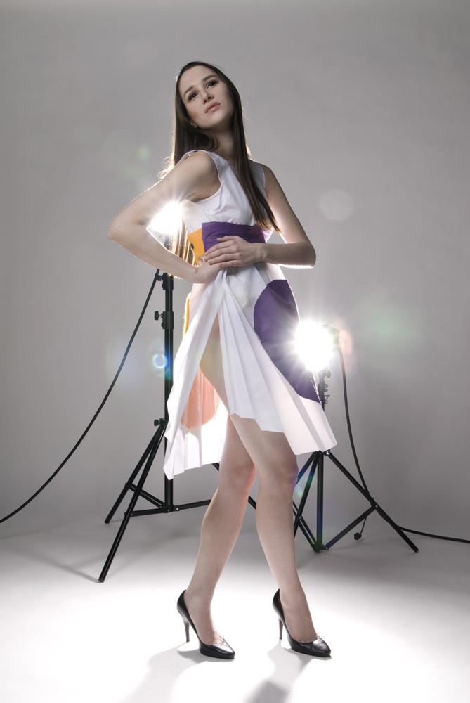 DPMF-Kleid