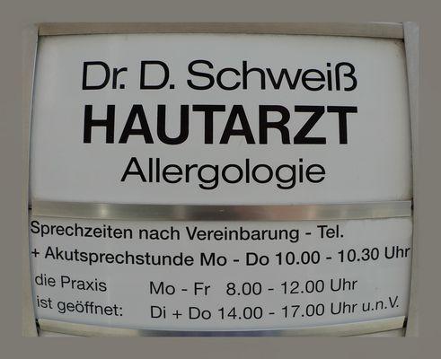 Dr. Schweiß