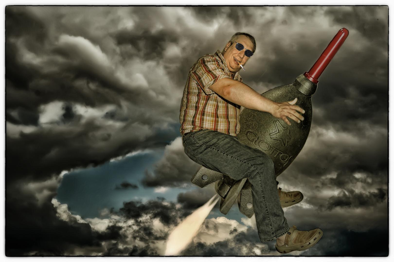 Dr. Seltsam, oder wie ich lernte, die Bombe zu lieben.
