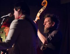 Dr. Will and the Wizards - Juergen Reiter - Upright Bass