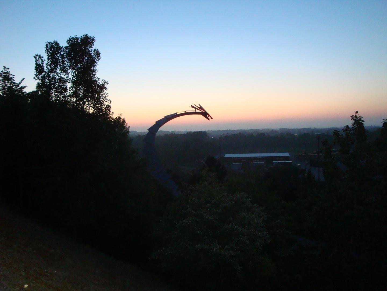 Drachen in RE