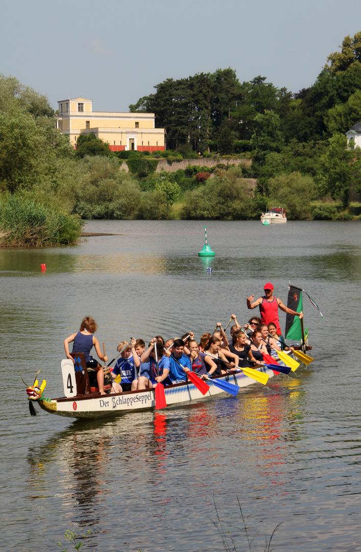 Drachenbootrennen 2