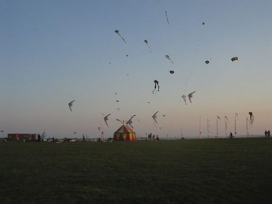 Drachenfest Norddeich