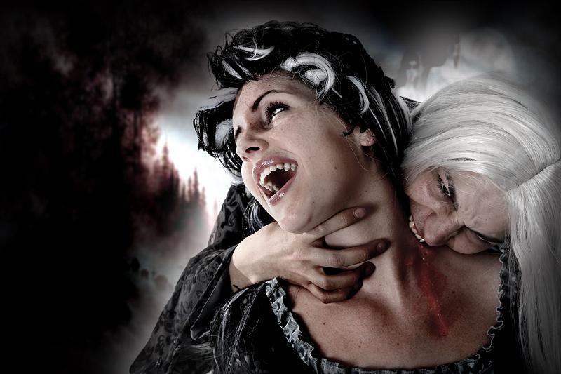 Dracula u. Jane....